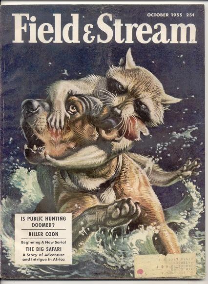 american houndsmen 1955 field and stream